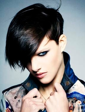 Fall 2011 Short Haircut Trends-by Schwarzkopf