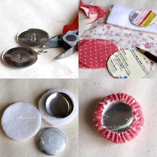 Как сделать кошелек для мелочи своими руками из ткани
