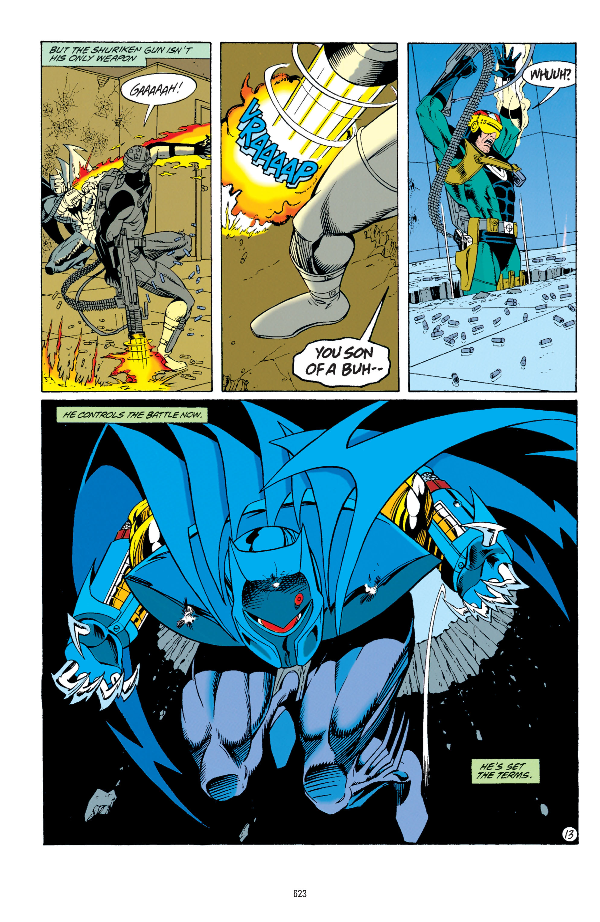 Detective Comics (1937) Issue #675 Page 13