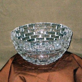 Order the Cut Glass Sparkling Bowl