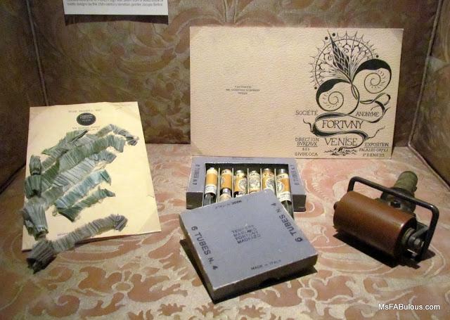 fortuny exhibit museum