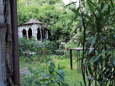 Anderl Kammermeier garden Berlin