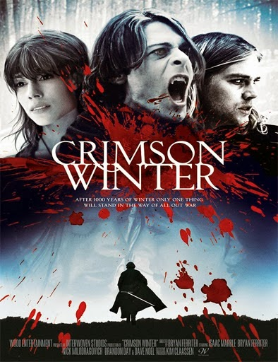 Poster de Crimson Winter (2013)