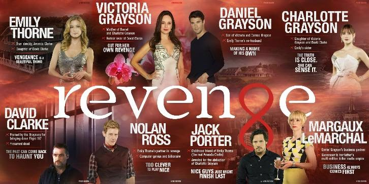 revenge season 4 cast promotional poster
