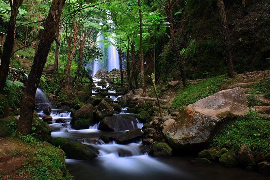 Foto Air terjun Jumog