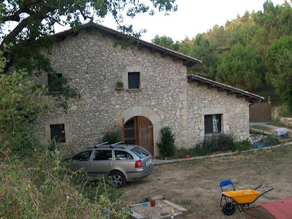 La Collada masoveria del municipi de Balenyà