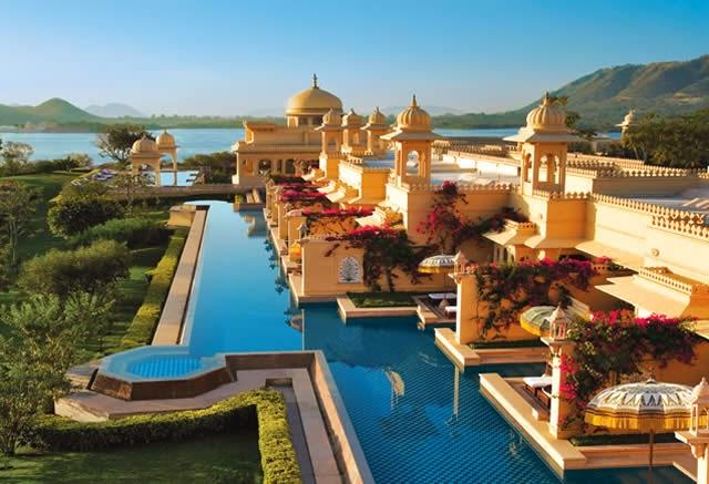 Oberoi Udaivilas - Udaipur, India