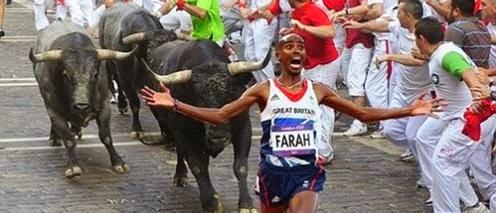 ley de murphy humor running corredores
