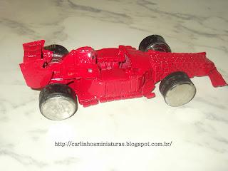 Formula 1 presentes
