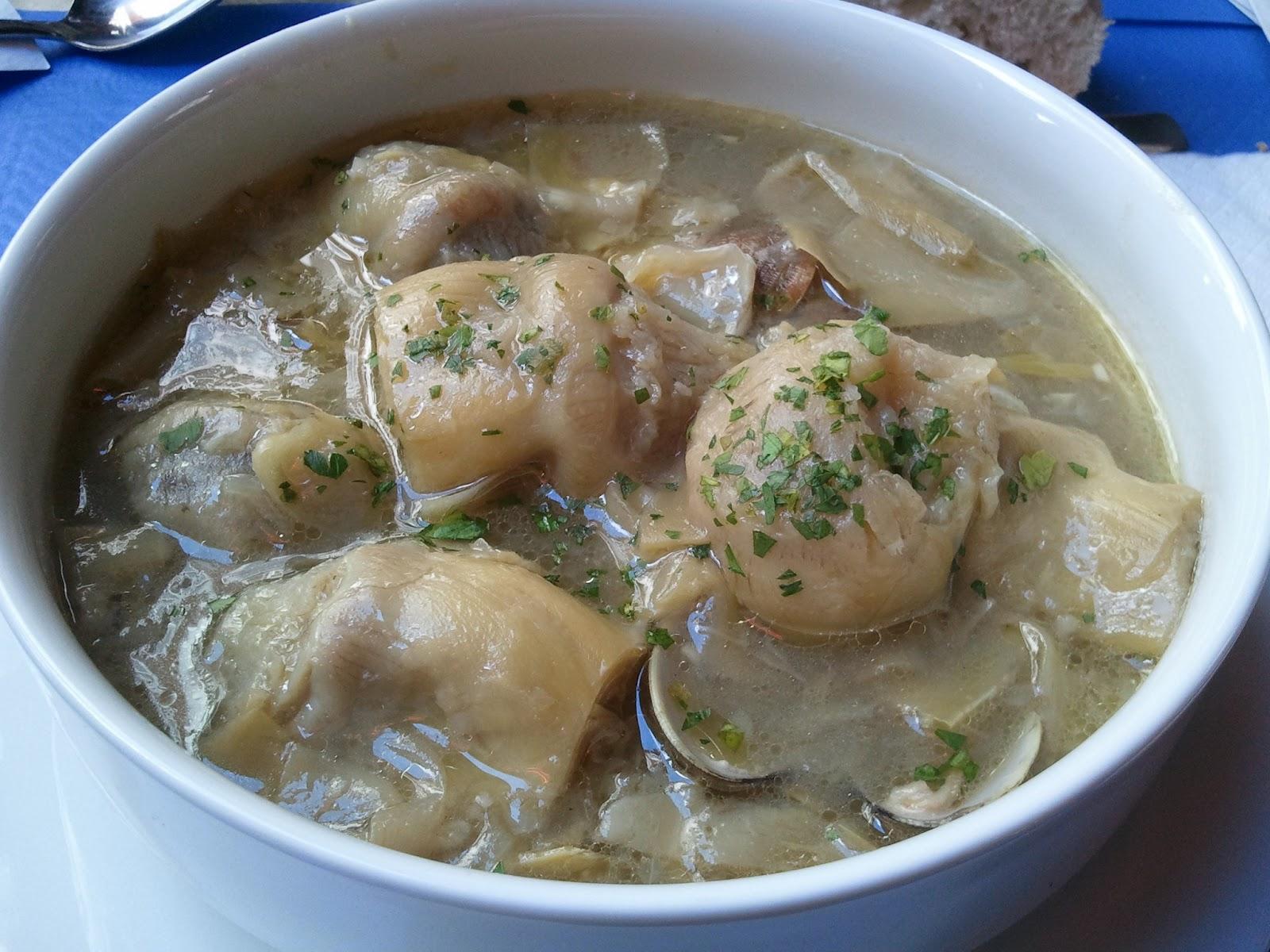 Restaurante el 7 una buena elecci n de men gastronom a - La cocina vasca menu fin de semana ...