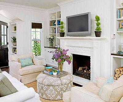 desain interior rumah mungil type 21