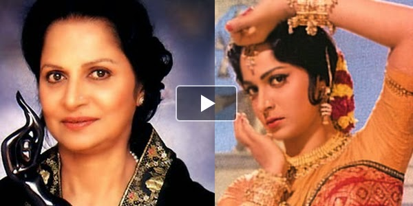 Listen to Waheeda Rehman Songs on Raaga.com