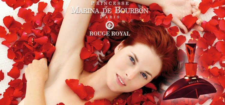 Presente Dia das Mães - Perfume Rouge Royal Princess Marina de Bourbon