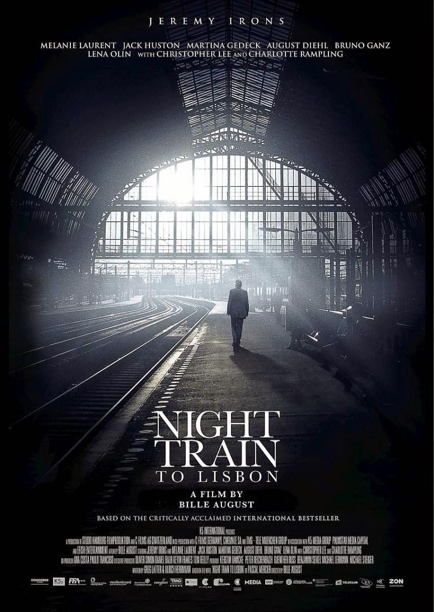 Tren de la Noche a Lisboa