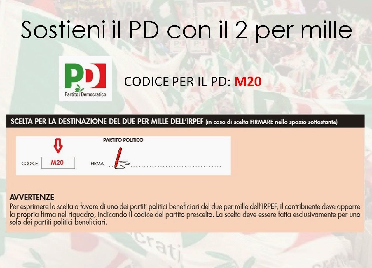 Sosteniamo l'Italia che cambia