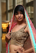 Model Alice Rosario glam pics in Lehenga-thumbnail-6