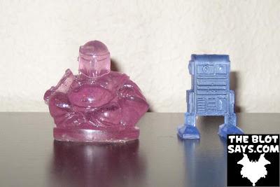 Buddha Fett & Space Fuck Resin Figures by Killer Bootlegs