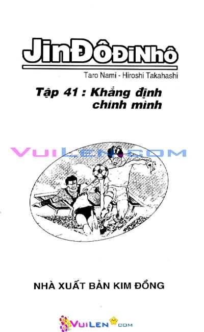 Jindodinho - Đường Dẫn Đến Khung Thành III  Tập 41 page 1 Congtruyen24h
