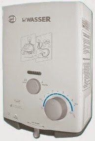 water heater wasser wh 506a