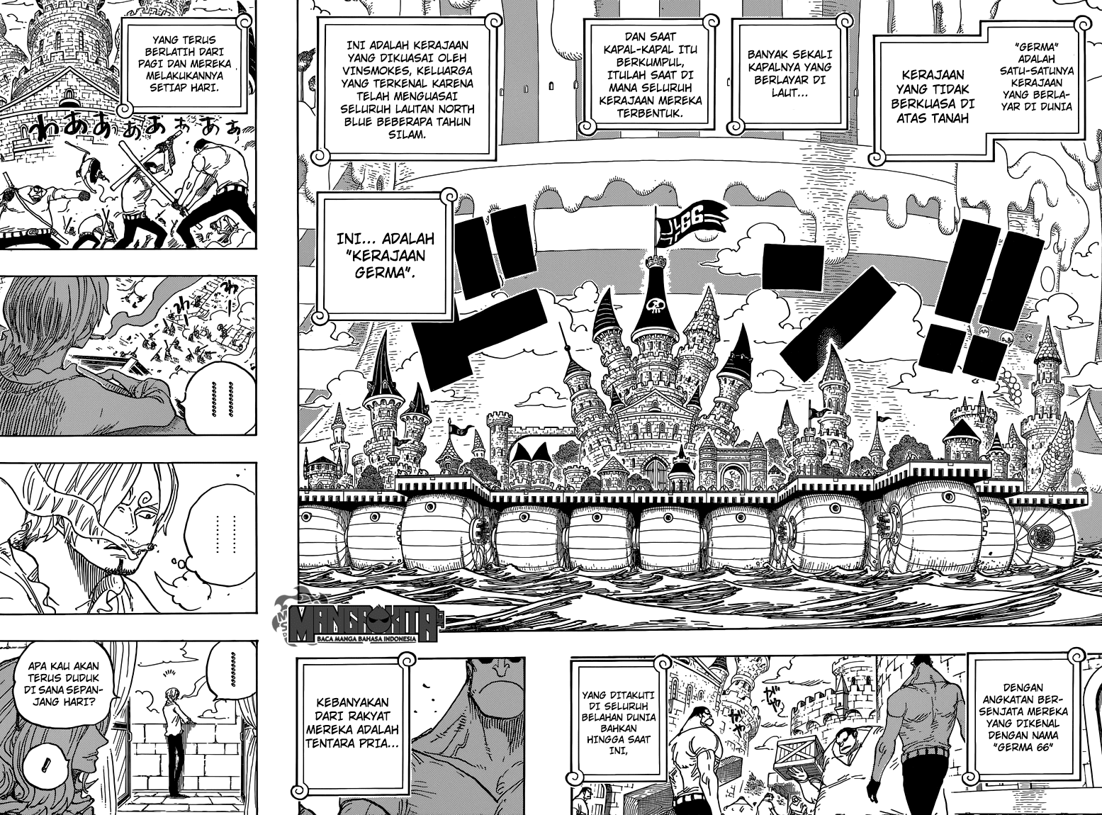One Piece Chapter 832-16