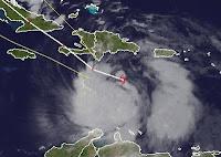 Tropischer Sturm ISAAC Dominikanische Republik Liveticker, 2012, Atlantische Hurrikansaison, August, Dominikanische Republik, Isaac, Karibik, Kleine Antillen, Live, Live Ticker, Puerto Rico, Punta Cana, Sturmwarnung, Vorhersage Forecast Prognose