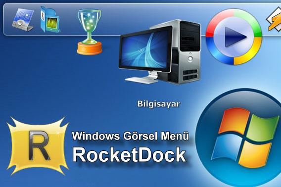 WatFile.com Download Free Download RocketDock 1 3 5 Desktop Software - Software Multi Touch
