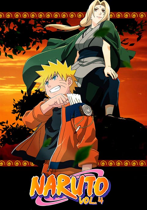 Naruto Clássico 4ª Temporada Torrent - BluRay 720p Dual Áudio