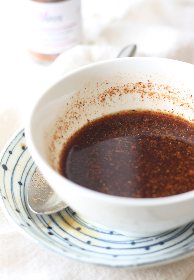 Sichuan Sauce by SeasonWithSpice.com