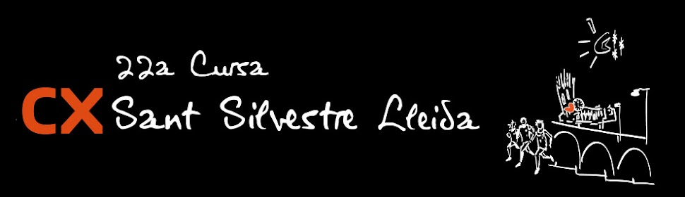 XXIIª Sant Silvestre Lleida