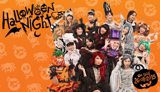 JKT48 Halloween night mp3