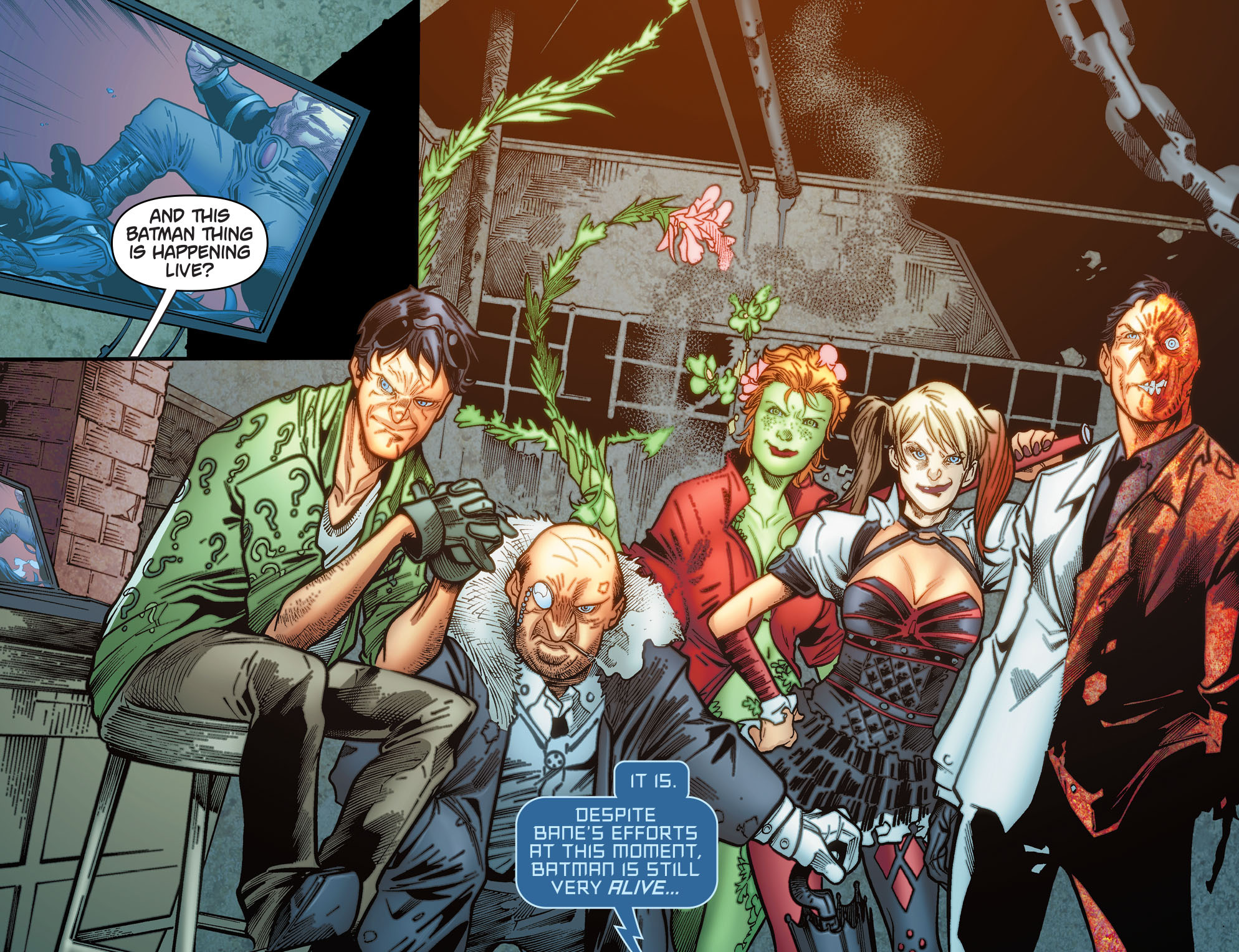 Batman: Arkham Knight [I] Issue #36 #38 - English 21