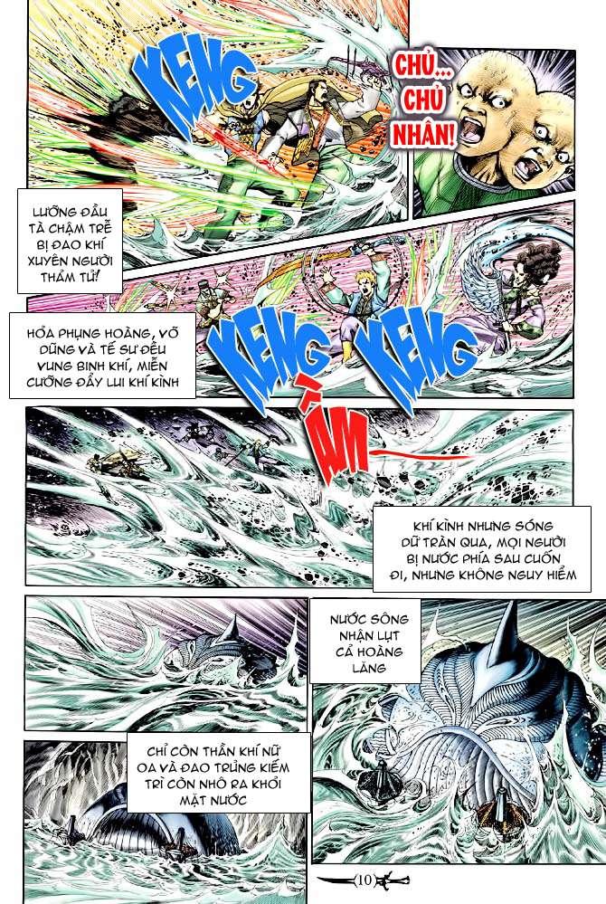 Thần Binh Huyền Kỳ I chap 146 Trang 10 - Mangak.info