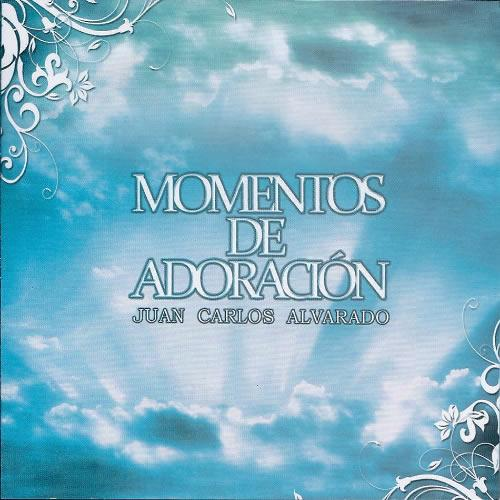 Juan Carlos Alvarado-Momentos De Adoración-