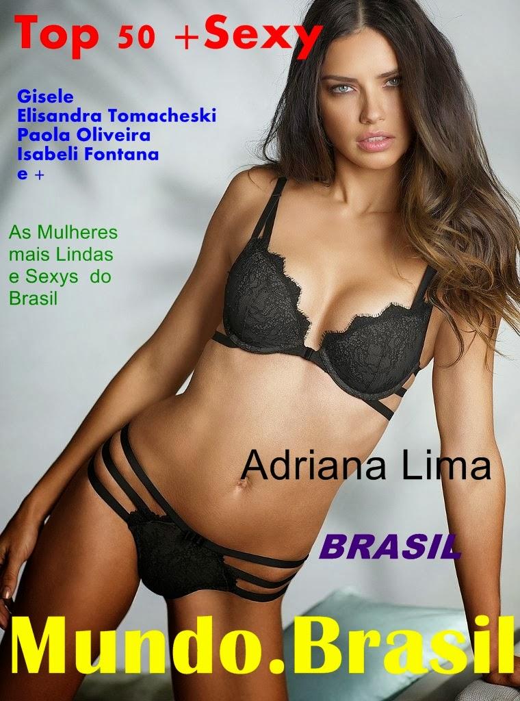 As Mulheres Mais Bonitas E Seys Do Brasil Mundo