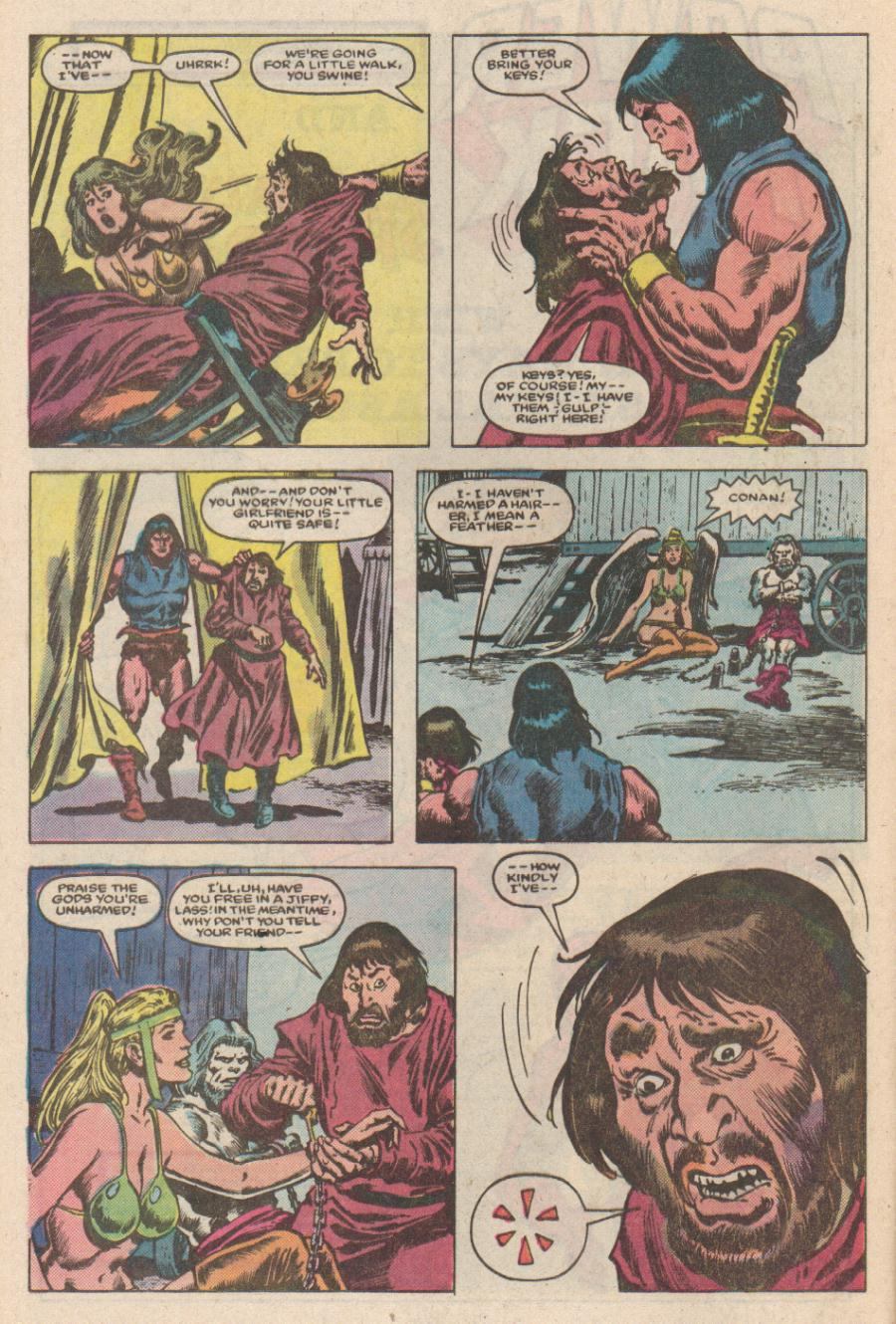 Conan the Barbarian (1970) Issue #168 #180 - English 18