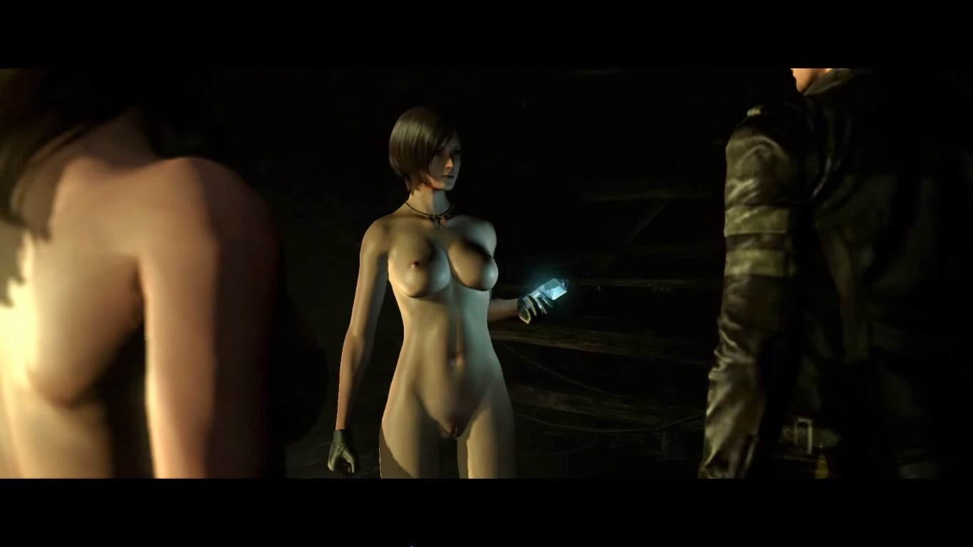 Resident evil nude scene sexual image