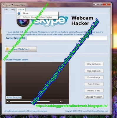oie SypZcJIWSP5d Skype Webcam hacker New version activation key,product key,crack,keygen and serial key 2014 2015