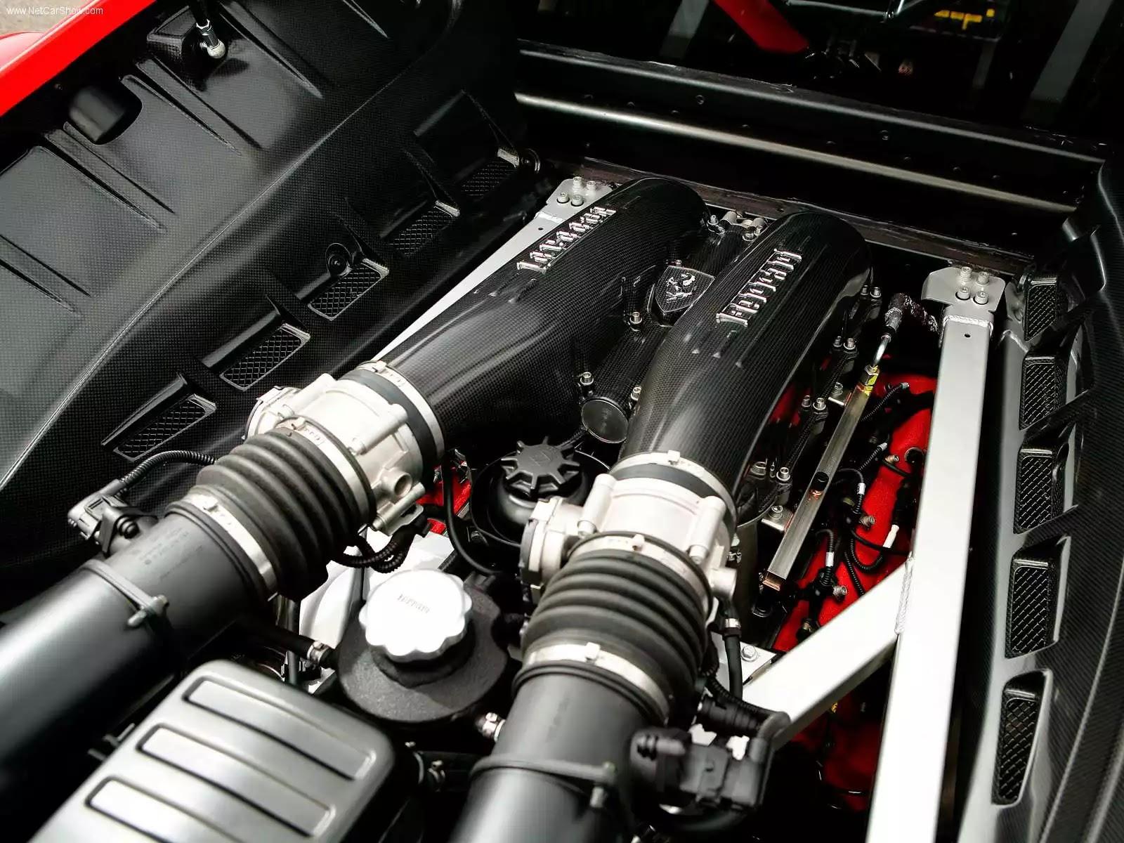 Hình ảnh siêu xe Ferrari F430 Challenge 2006 & nội ngoại thất