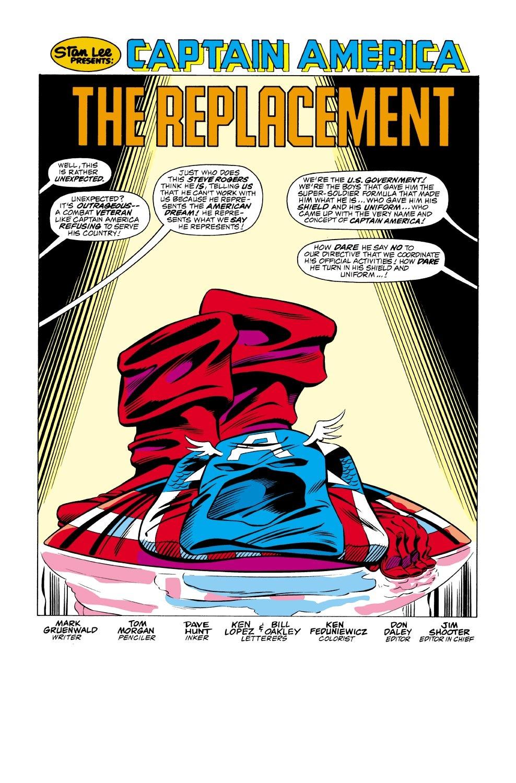 Captain America (1968) Issue #333 #262 - English 2