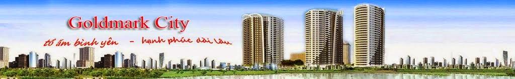Chung Cư Goldmark City Giá Gốc CĐT
