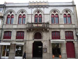 Edifício sede da ASMAV