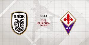 ΠΑΟΚ-ACF Fiorentina