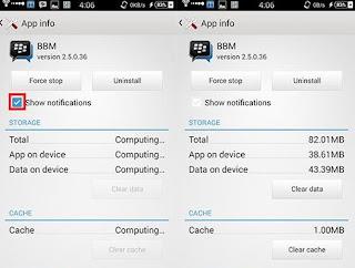 Tips Menonaktifkan Notifikasi Aplikasi Game Android