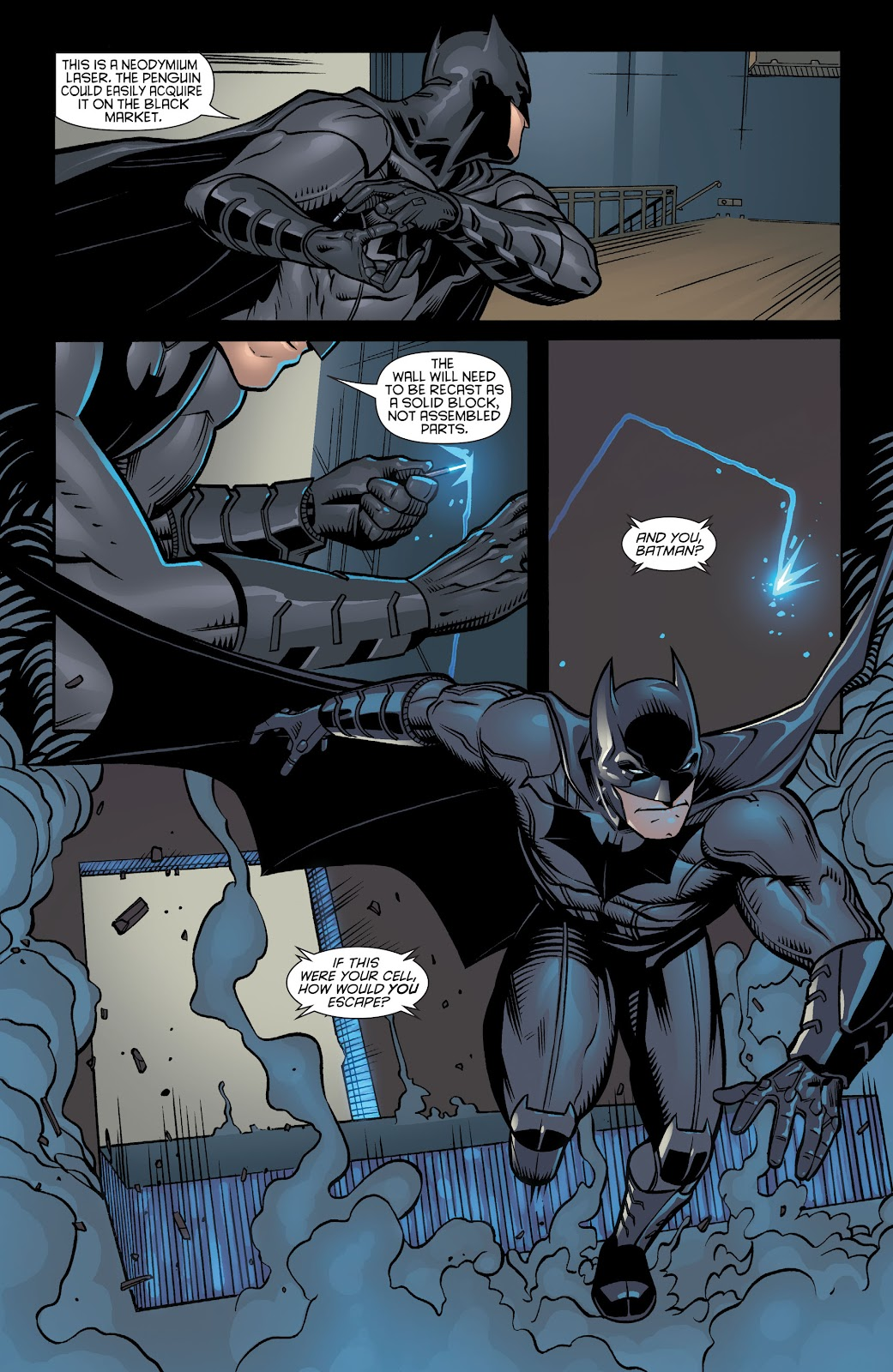 Batman (2011) _TPB 6 #6 - English 136