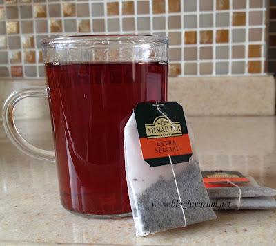 AHMAD TEA POŞET ÇAY