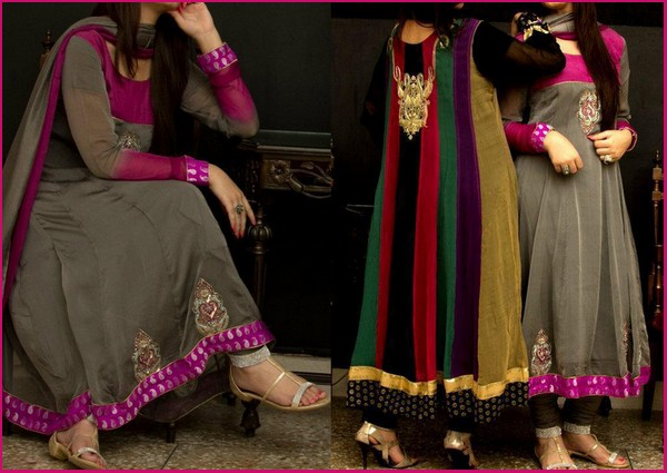 New fancy frocks designs 2013,new pakistani frocks