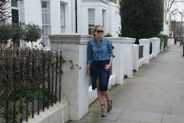 Double Denim by What Laura did Next