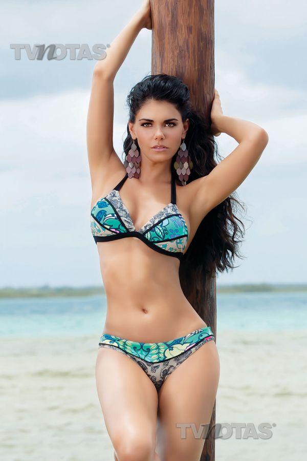 Imagenes de Livia Brito, actriz de Televisa