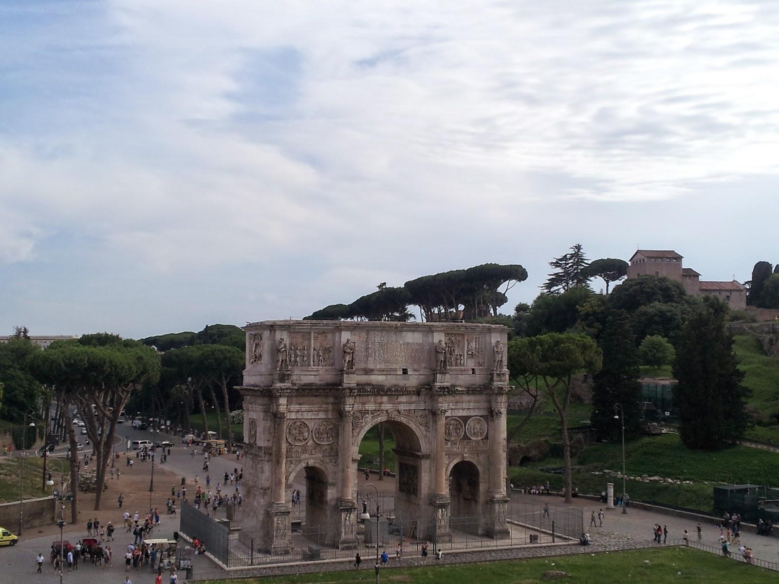 Capitale Italiana della Cultura - Foto di Alberto Cardino: Roma, Arco di Costantino