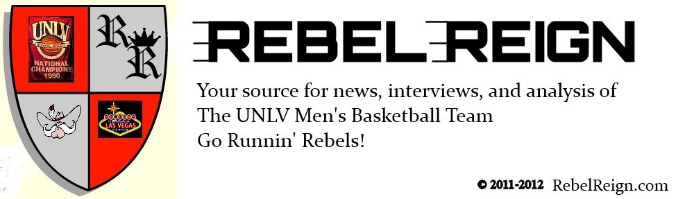 Rebel Reign - The source for UNLV Basketball